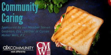 Community Caring - Sandwich Making Event! tickets