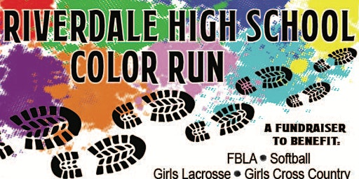 Riverdale High Color Run