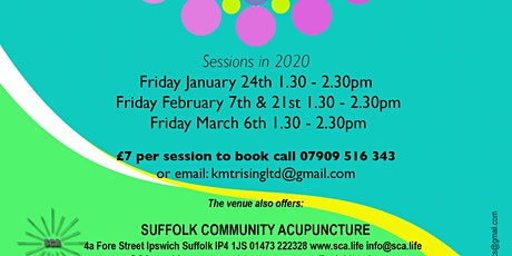 Energy Balancing and Qi Cultivation Sessions tickets