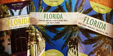 Florida 63-hour Pre-License Sales Associate -January tickets