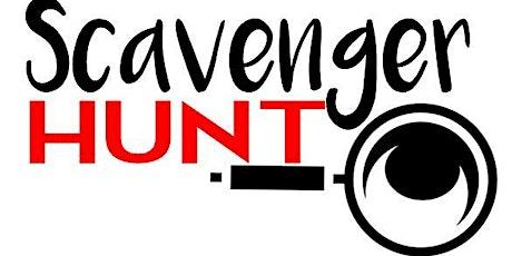 ISSAC Scavenger Hunt tickets