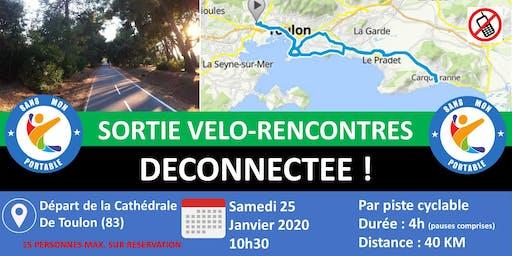 Sortie Vélo-Rencontres Déconnectée