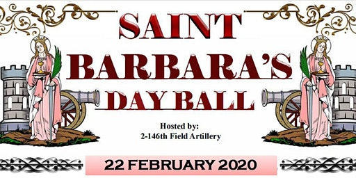 2-146 FA Saint Barbara's Day Ball