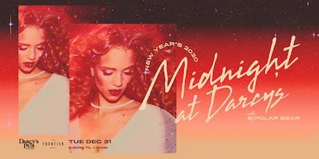 Midnight at Darcy's Pub Westshore tickets