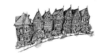 Urban Sketching Workshop with Meg Adler  (01-11-2020 starts at 1:00 PM) tickets