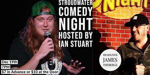Stroudwater Comedy Night