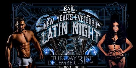 NYE 2020 LATIN NIGHT tickets
