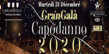 Capodanno -Una Hotel Expo Fiera Milano biglietti