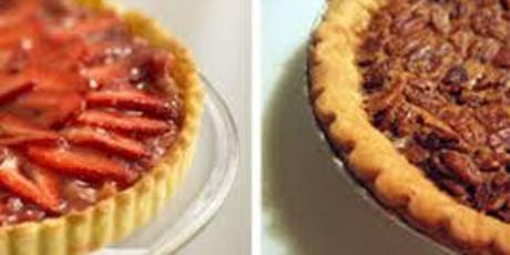 Pies and Tarts $85 tickets