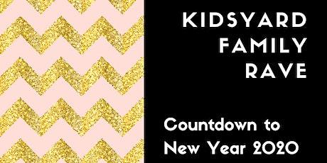 Kidsyard Family Rave tickets