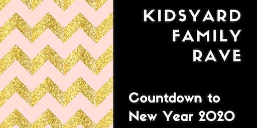 Kidsyard Family Rave