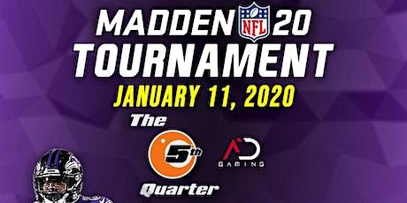 Madden 20 Superbowl Showdown tickets