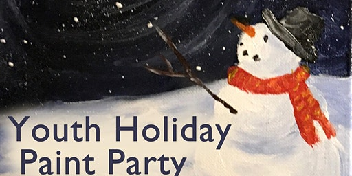 Youth Holiday Paint Party