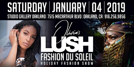 OLIVIA'S LUSH • HOLIDAY FASHION SHOW tickets