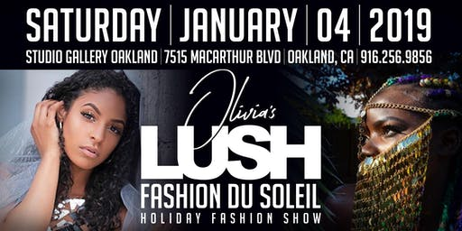 OLIVIA'S LUSH • HOLIDAY FASHION SHOW