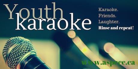 Queer Youth Karaoke tickets