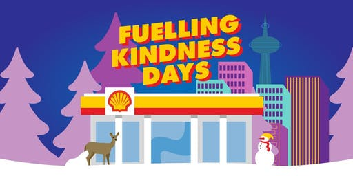 Fuelling Kindness Day: Oakville, ON