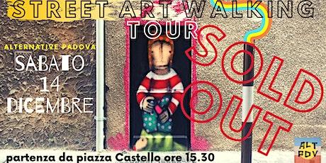 Street Art Tour a piedi di Alternative Padova biglietti
