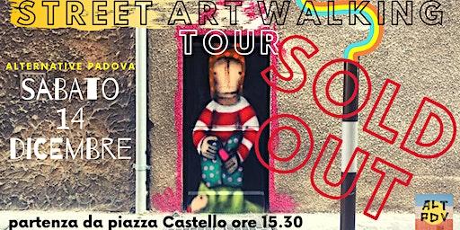 Street Art Tour a piedi di Alternative Padova