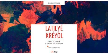 Latilyé Kréyòl èvè Mili billets