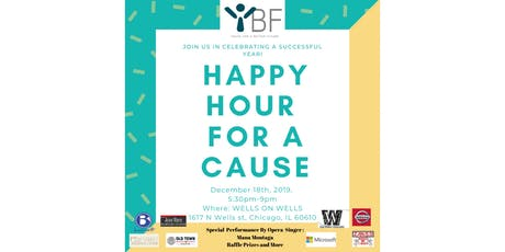 Happy Hour for a Cause tickets