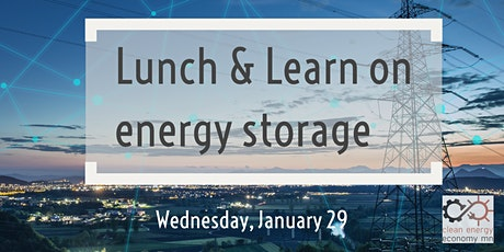 Barriers and Opportunities to Commercial Energy Storage tickets