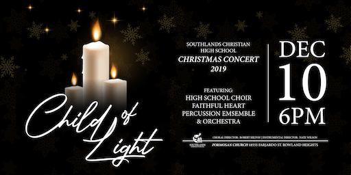 Child Of Light Christmas Concert