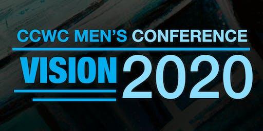 "CCWC Men's Conference ""Vision:2020"""