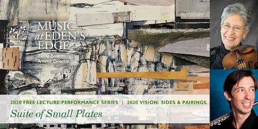 Music Speaks!: VISION 2020/Pairings & Sides - Topsfield