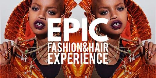 EPIC! Fashion Fashion & Hair Experience 2020 at The Coleman Bush Building