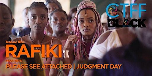 CTFF Celebrating Black History Month - Rafiki