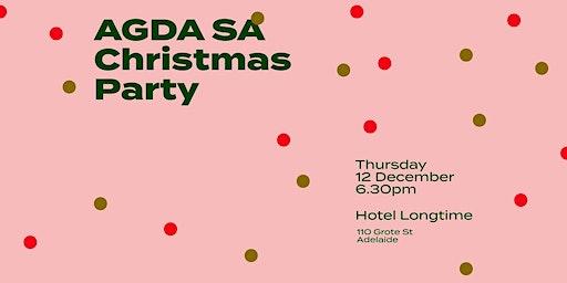 AGDA SA Xmas Party