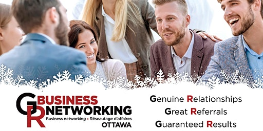 Ottawa West Central Business Networking Holiday Lunch-Guests welcome!