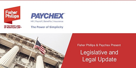 2020 Legislative & Legal Update for California Business Owners tickets