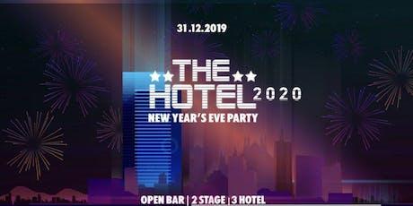 Capodanno - The Hotel biglietti