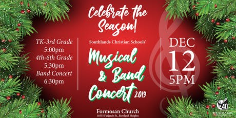 Celebrate The Season Christmas Concert tickets