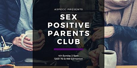 Sex Positive Parents Club tickets