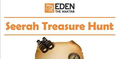 Seerah Treasure Hunt: Boys Session (Aged 5-8) - Crosland Moor tickets