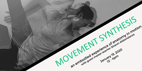 Movement Synthesis - Exploring Anatomy in Motion tickets
