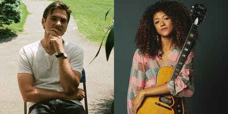 Jake Manzi's Going-Away Show with Kimaya Diggs at The Parlor Room tickets