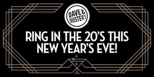 D&B  Huntsville - 21+ NYE  Celebration  2020