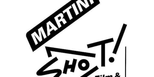 Martini Shot Holiday Party