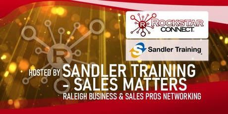 Free Raleigh Business & Sales Pros Rockstar Connect Event (January) tickets