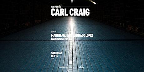 CARL CRAIG tickets