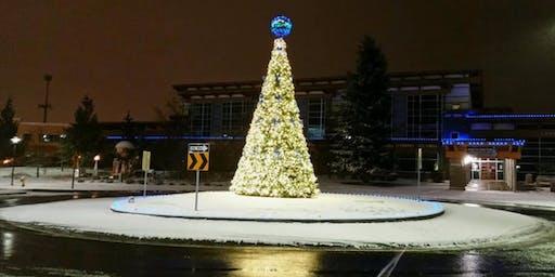 Luminary Blues Holiday light Photowalk - Lakewood Landmarks Photo Project