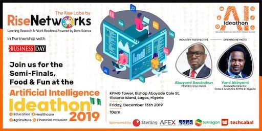 Artificial Intelligence Ideathon 2019 Semi-Finals