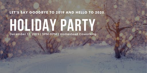 Homestead Holiday Party 2019