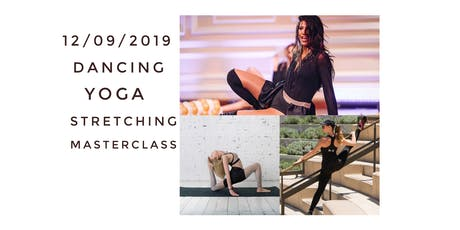Dancing/Yoga/Stretching Masterclass  tickets
