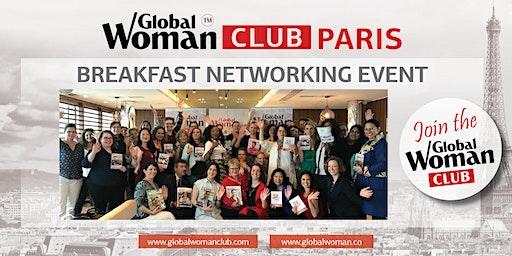 GLOBAL WOMAN CLUB PARIS: BUSINESS NETWORKING BREAKFAST - FEBRUARY