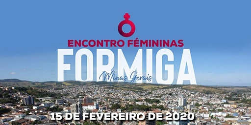 Encontro Fémininas - Formiga, MG